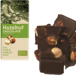 フェアトレード ヘーゼルナッツチョコレート