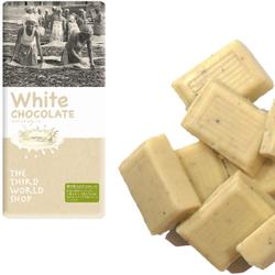 フェアトレードホワイトチョコレート