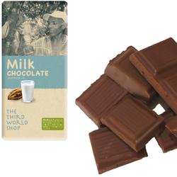 ェアトレード ミルクチョコレート