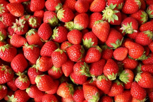 スーパーで買うイチゴは、なぜ甘くないのか?
