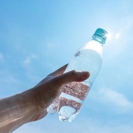 まだ清涼飲料水飲んでるの?