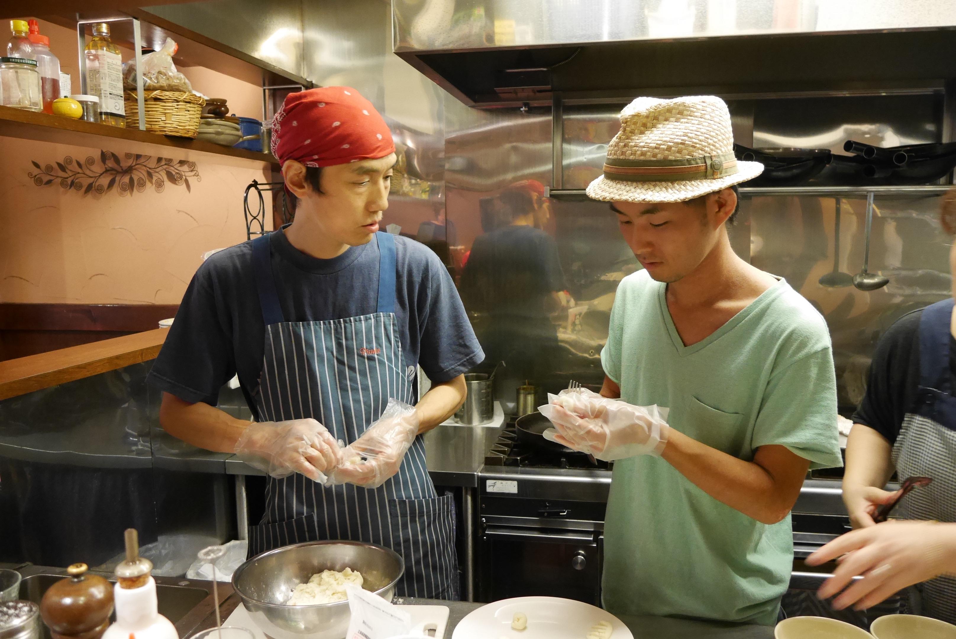【自然栽培バジルを食べよう!ラララ♪ランチの会】(8/28開催)が無事に終わりました♪