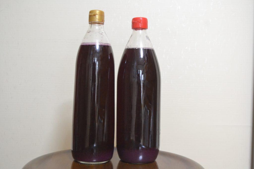 赤紫蘇ジュース6