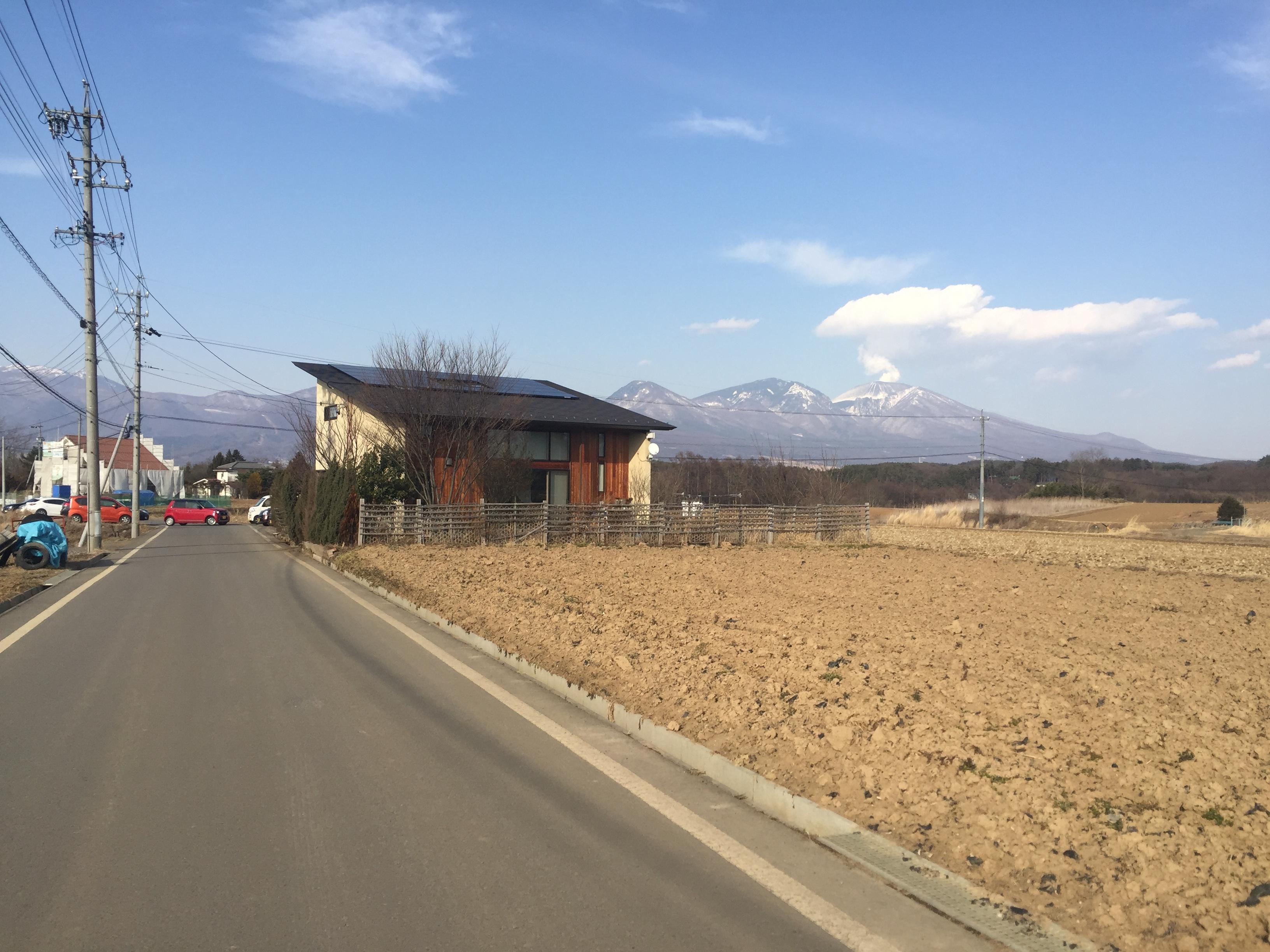 長野は移住したいくらいいいところだ〜^^