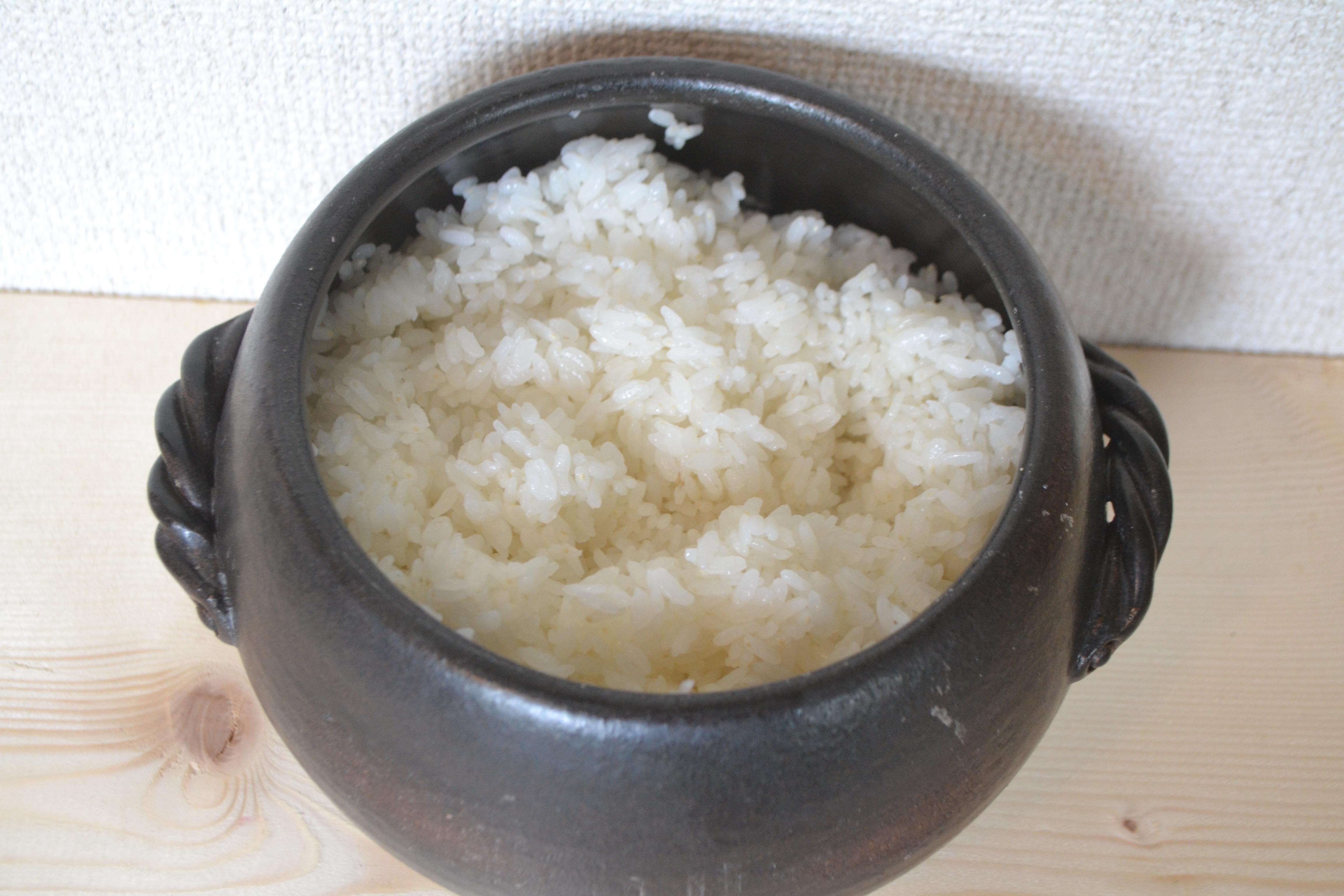 「土鍋 VS 炊飯器」 やっぱりやっぱり土鍋がうまい♪