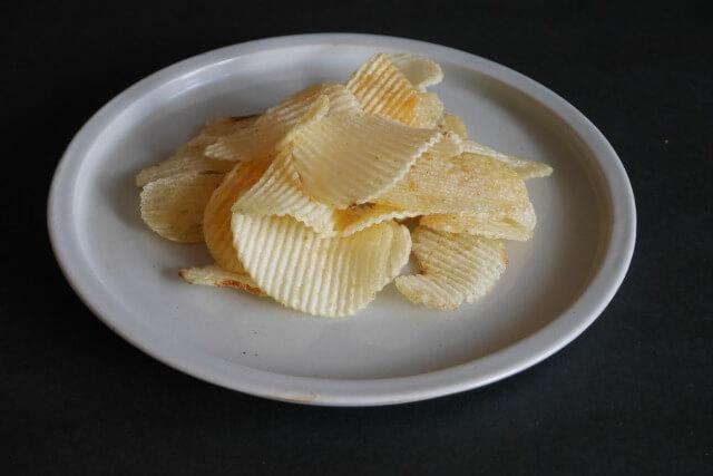 純国産ポテトチップス
